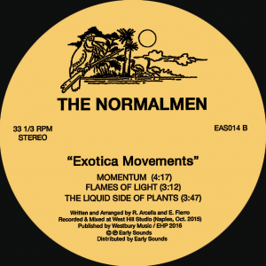 EAS014 Label B Side